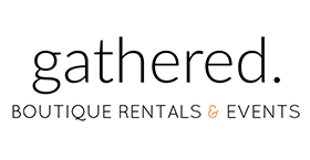 Gathered. Boutique Rentals & Events